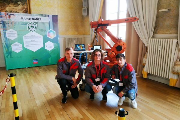 MAINTENANCE INDUSTRIELLE A L'ORIENTOSCOPE